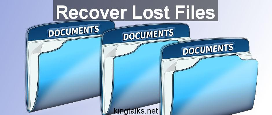 Photo of How To Back Your Lost Files  – Data Recovery