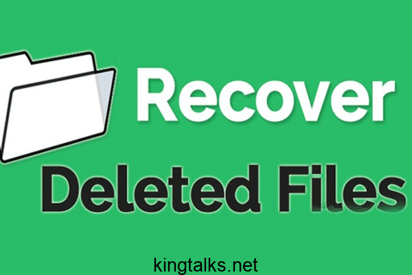 Photo of Recover Deleted Files and Repair Corrupted Disks