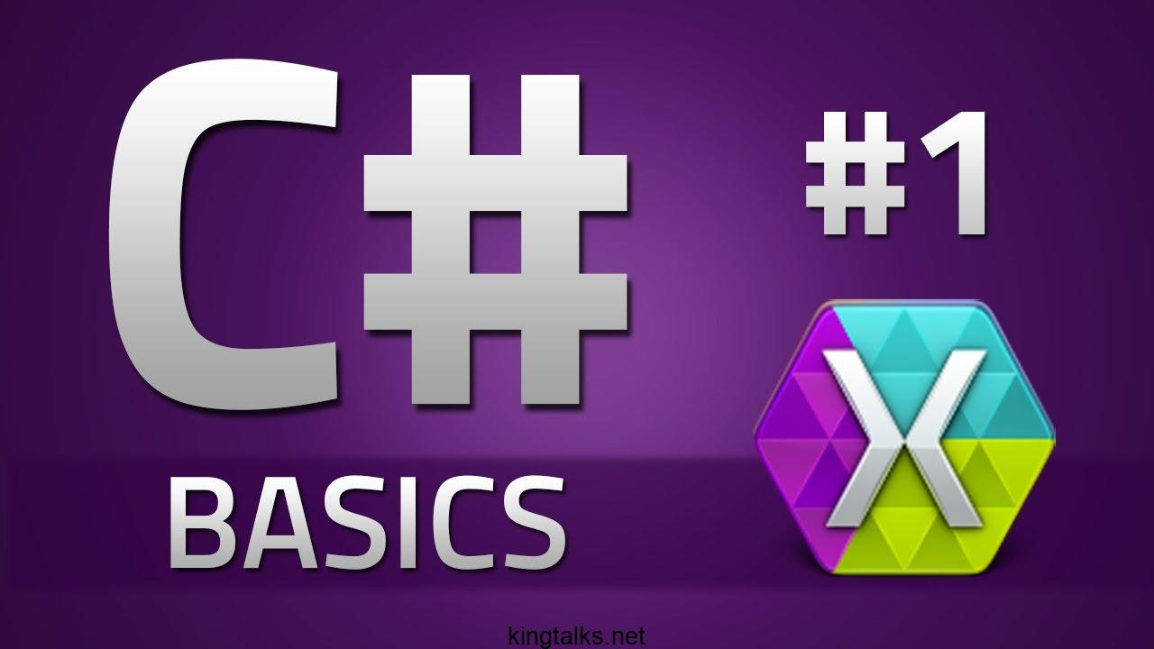 Photo of C# Basics – Learn Coding & Programming For Beginners