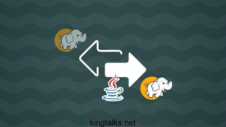 Photo of Java Parallel Computation On Hadoop