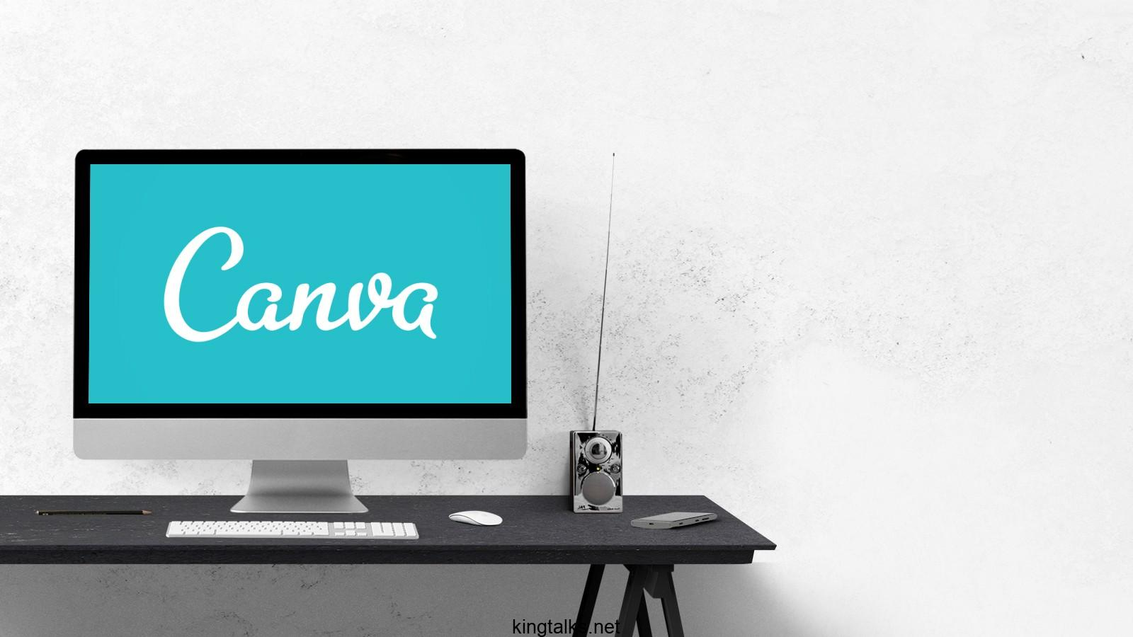 Photo of Be A Graphic Designer Using Canva