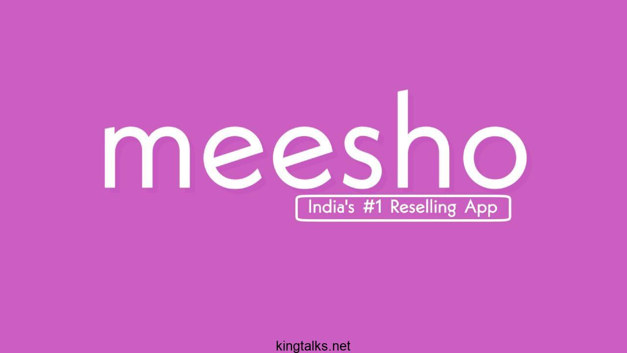 Photo of Meesho App #1 Reselling App – Earn Money Online Without Investment