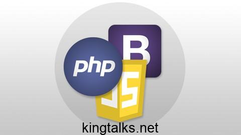 Photo of JavaScript, Bootstrap, & PHP – Certification for Beginners Course Site