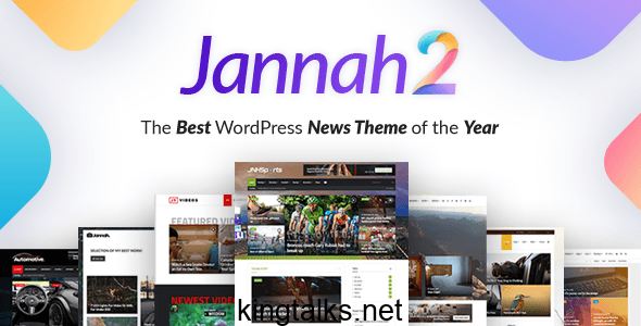 Photo of Jannah News – Newspaper Magazine News AMP BuddyPress v4.6.6