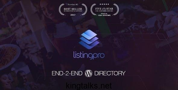 Photo of ListingPro – WordPress Directory Theme