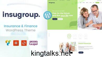 Photo of Insugroup | A Clean Insurance & Finance WordPress Theme v1.0.7