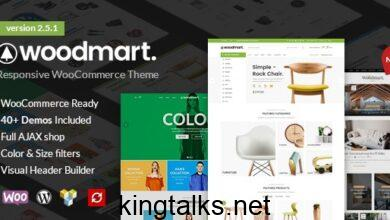 Photo of WoodMart – Responsive WooCommerce WordPress Theme v4.5.1
