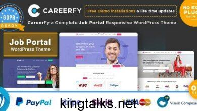 Photo of Careerfy – Job Board WordPress Theme v3.5.0