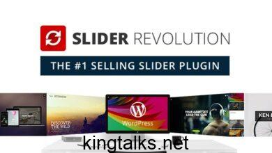 Photo of Slider Revolution Responsive WordPress Plugin v6.2.2 Nulled