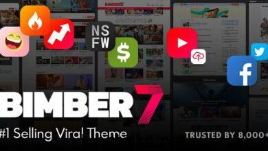 Photo of Bimber – Viral Magazine WordPress Theme v8.1.2