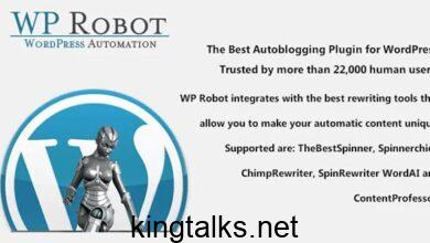 Photo of WP Robot v5.37 – The best autoblogging plugin for WordPress
