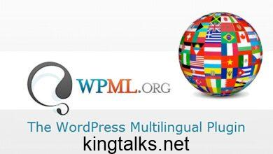 Photo of WPML Multilingual CMS WordPress Plugin v4.3.14