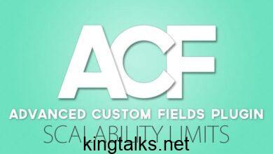 Photo of Advanced Custom Fields Pro – WordPress Plugin v5.8.11