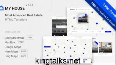 Photo of My House v1.0.1 – Advanced Real Estate Template