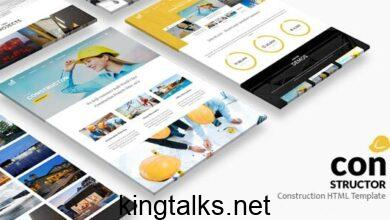 Photo of Constructor v1.0 – Construction HTML Template