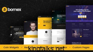 Photo of Bomex v1.0 – Cryptocurrency & Bitcoin HTML Template