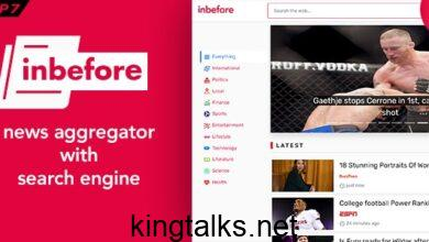 Photo of InBefore v1.0.4 – News Aggregator with Search Engine