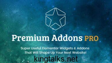 Photo of Premium Addons PRO – Premium Addons For Elementor Pro v2.0.3