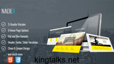 Photo of Nadea v1.0 – Responsive Multi-Purpose HTML5 Template