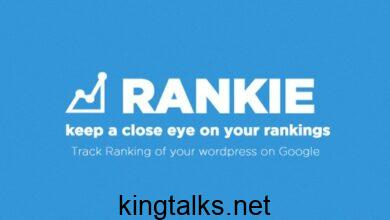 Photo of Rankie – Wordpress Rank Tracker Plugin v1.6.5
