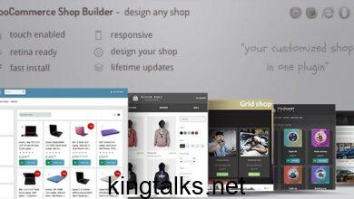 Photo of WooCommerce Shop Page Builder V1.42