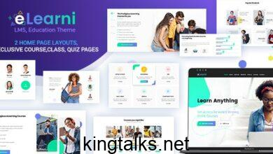Photo of eLearni v1.4 – Online Learning & Education LMS