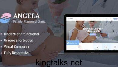 Photo of Angela | Family Planning Clinic WordPress Theme v1.1.1