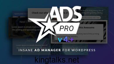 Ads Pro Plugin 4.3.96 Nulled - WordPress Advertising Plugin