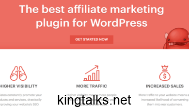 AffiliateWP 2.6.3.1 Nulled + Addons - Affiliate Marketing WordPress Plugin