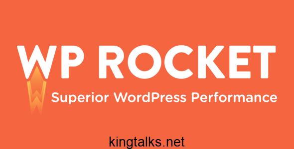 WP Rocket 3.8.2 Nulled - Caching Plugin for WordPress