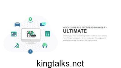 WooCommerce Frontend Manager Ultimate (WCFM) 6.5.5