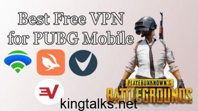 Best Free VPN for PUBG Mobile