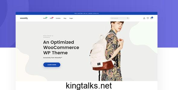 Woostify Pro 1.5.2 - WooCommerce Theme